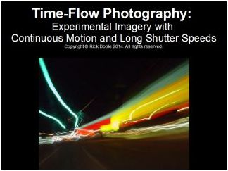 Time-Flow Photography: Experimental Imagery with Continuous Motion and Long Shutter Speeds